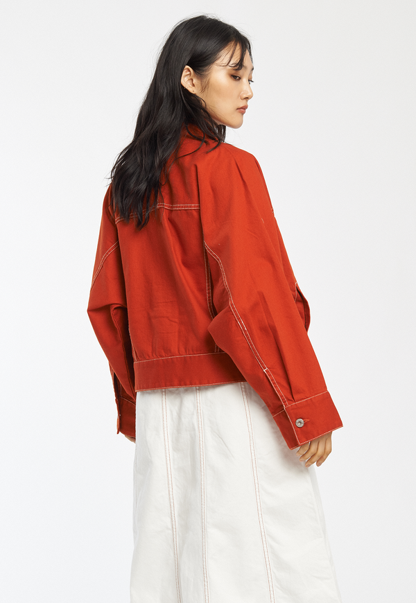 Kowtow Boxy Denim Jacket
