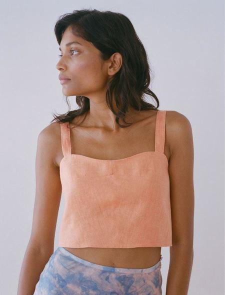 Paloma Wool Jaja Tank - Peach