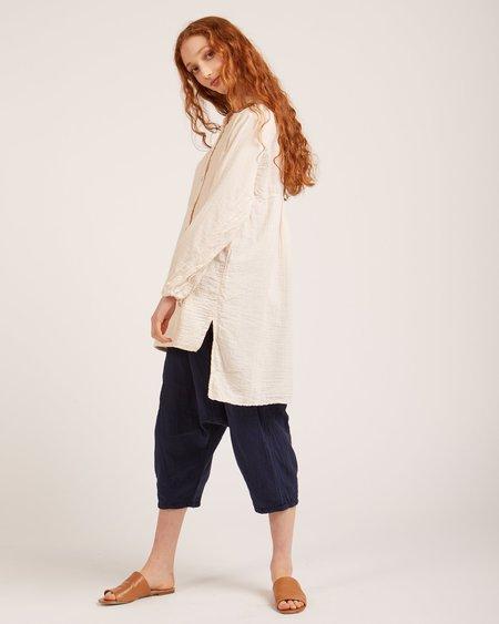 Atelier Delphine Sabine Shirt - Kinari White