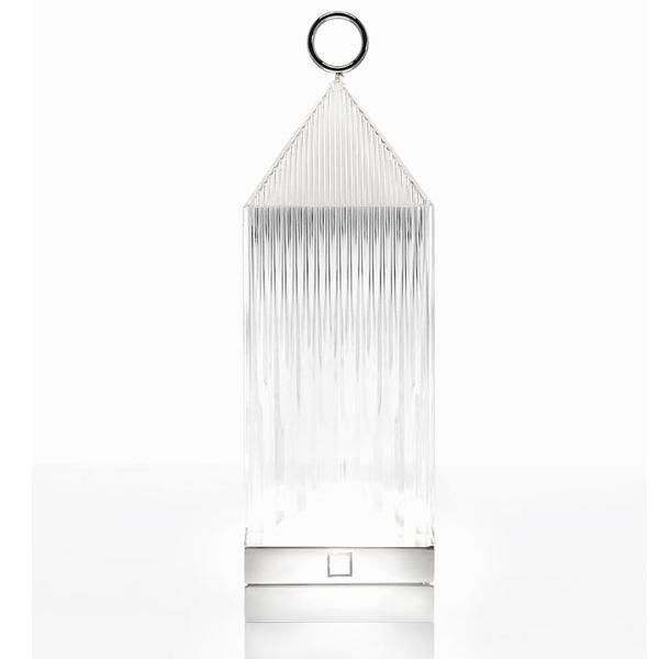 "Diamond Dream Jewelry + Apparel Kartell Lantern 12"" Table Lamp"