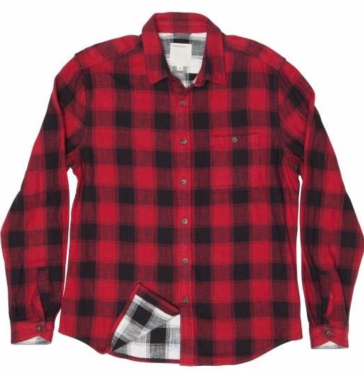 Men's life/after/denim Logger Shirt