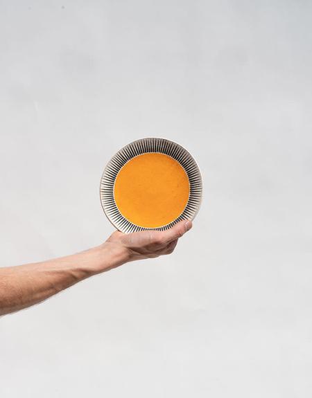MQuan Hand-painted Ceramic Dish - Large Sun