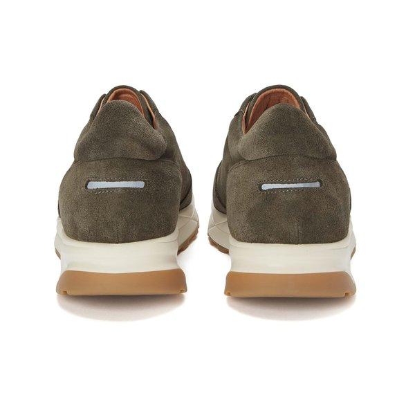 Unseen Trinity Suede Sneakers - Khaki