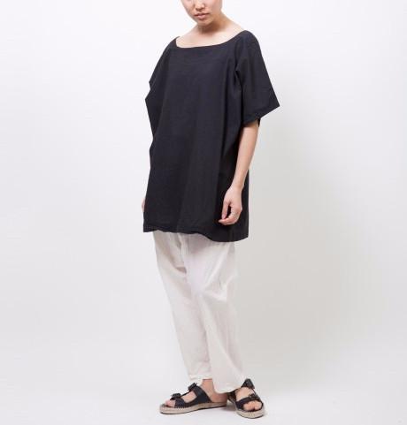 Slash Print Kimono
