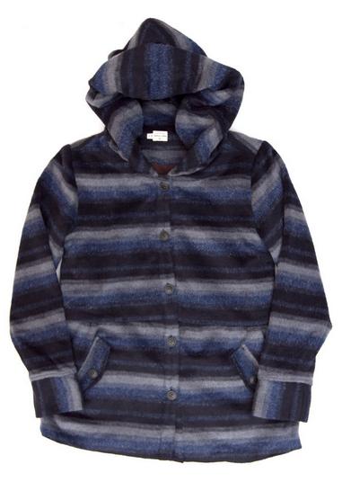 Bridge & Burn Somerset Blue Stripe Jacket