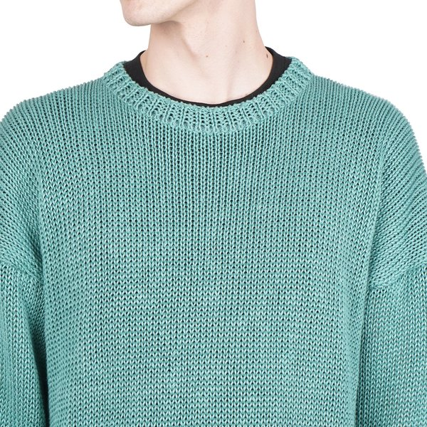 Our Legacy POPOVER ROUND NECK - OLD MINT