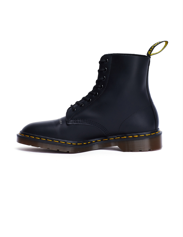 4832fde0f77a Undercover Black Dr.Martens Printed Boots | Garmentory