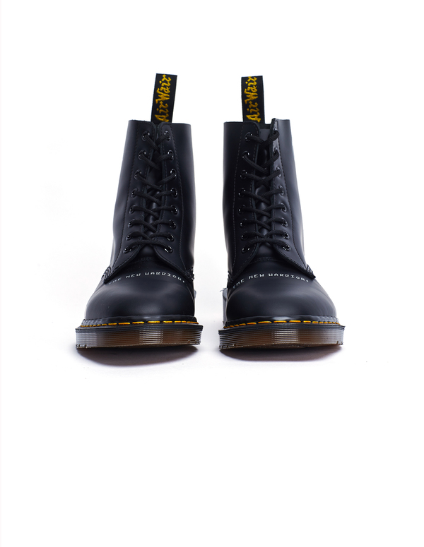 6cc6182dbcec Undercover Black Dr.Martens Printed Boots. sold out. Undercover