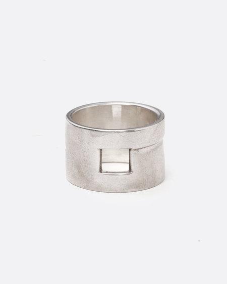 Love Adorned Vintage Ring - Sterling Silver