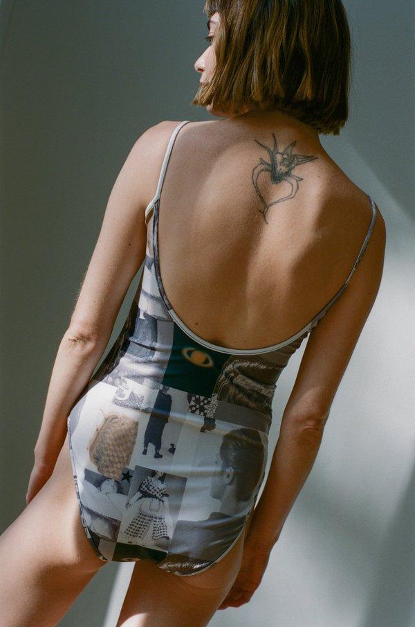 NU SWIM Noodle Swim Suit - Jen Shear Print