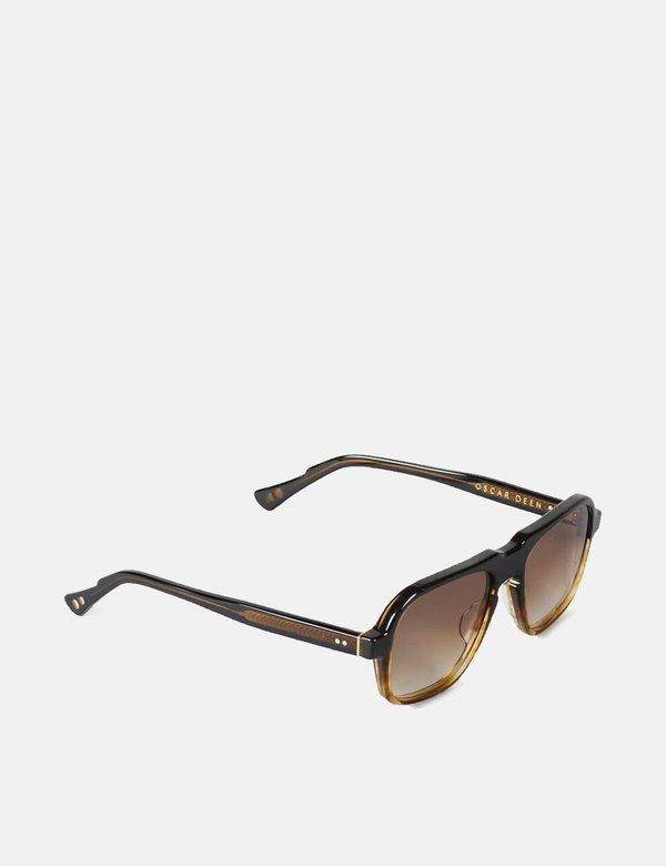 Oscar Deen Fraser Sunglasses - Mocha