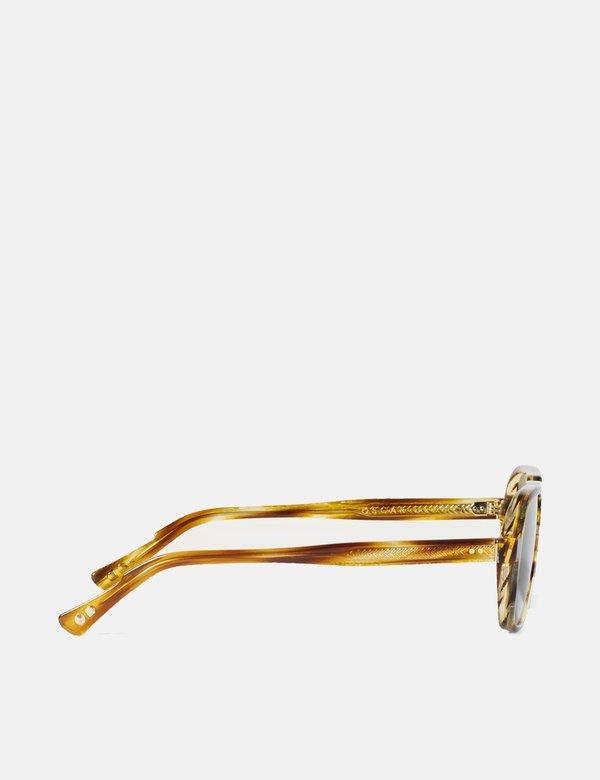 Oscar Deen Fraser Sunglasses - Tortoise