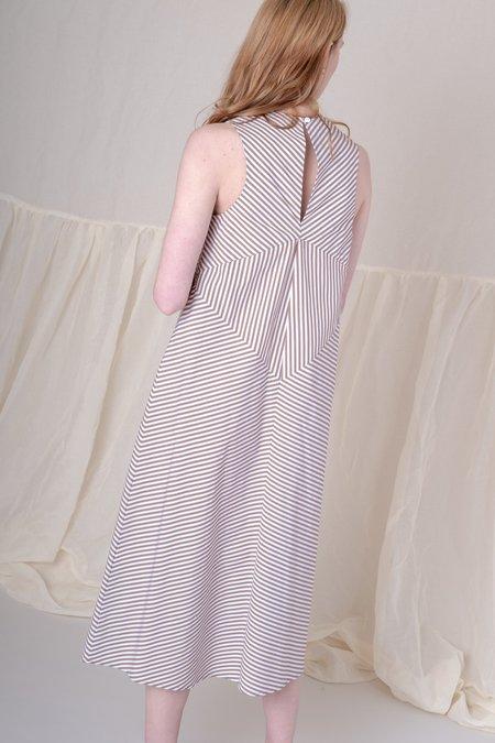 Carleen Umbrella Maxi Dress - Earth