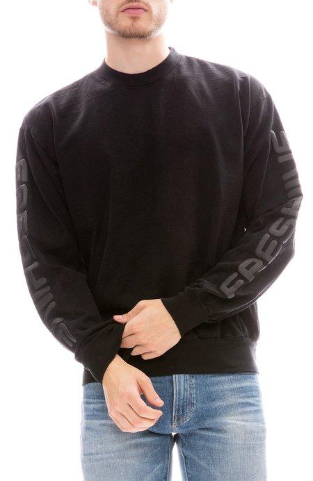 Freshjive Sponsor Long Sleeve - Black