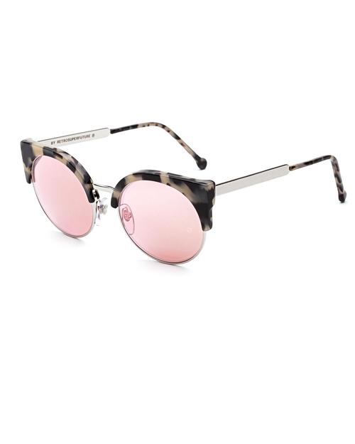 RetroSuperFuture Ilaria Gel Sunglasses