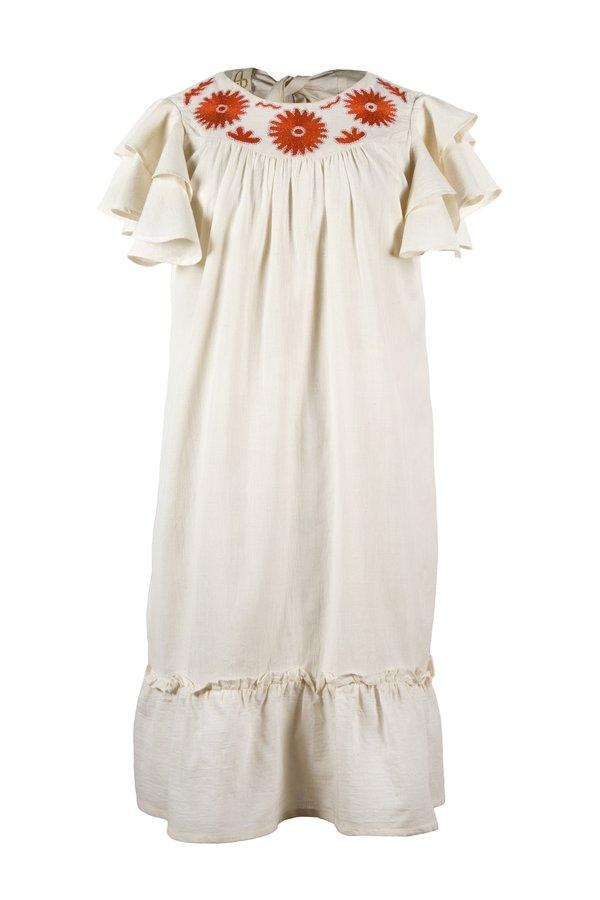 Supernaturae Dress - Natural