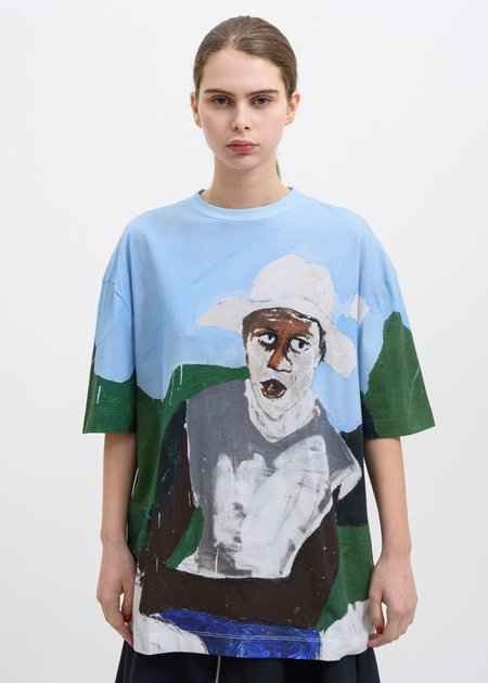 Études Studio Colorado Horse T-Shirt - multi