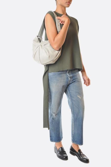 Tsatsas Small Sacar Bag - Grey