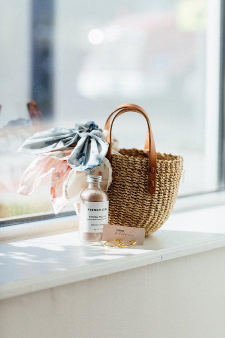 Clare V. Petite Lea bag - Cream