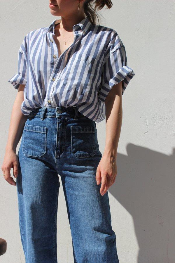 Rollas Jeans sailor jean - comfort sea
