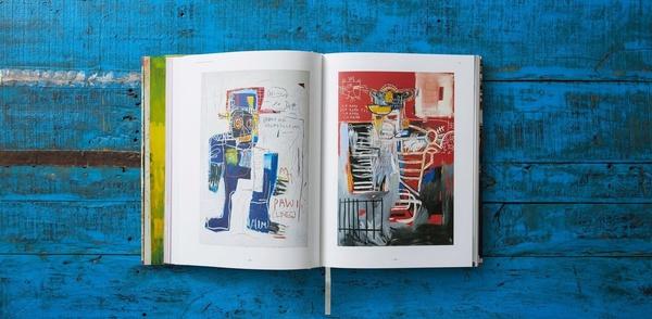 Taschen Jean Michel Basquiat XXL Book