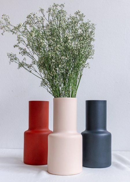 The Granite Epoca Ceramic Vase