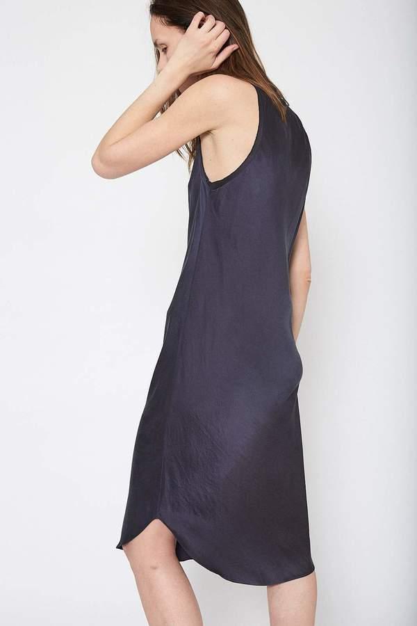 KES Minimal Tank Dress - Dip Dye