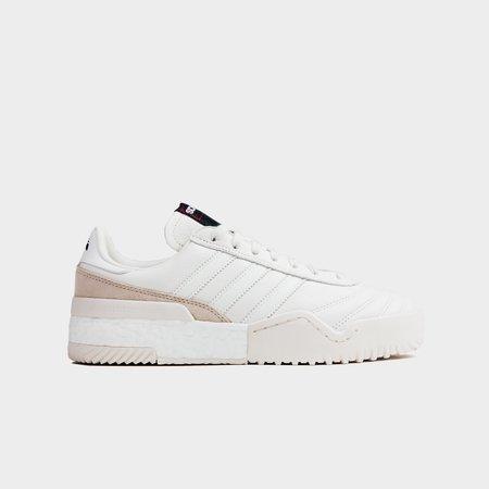 Adidas x Alexander Wang SOCCER BBALL Sneaker - Core White/Chalk Pearl