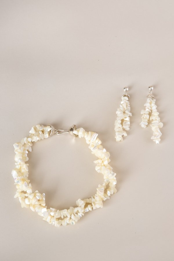 Another Feather LEI EARRINGS