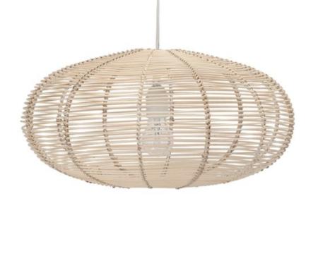 Bloomingville Rattan Pendant Lamp