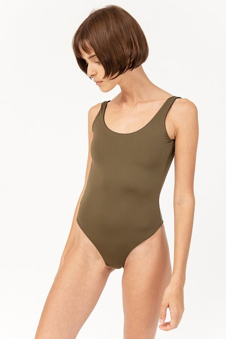 Skin The Lana Reversible Swim - BLACK/MARTINI