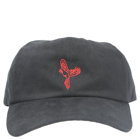 Band of Outsiders x Xhibition Embroidered Hat - BLACK