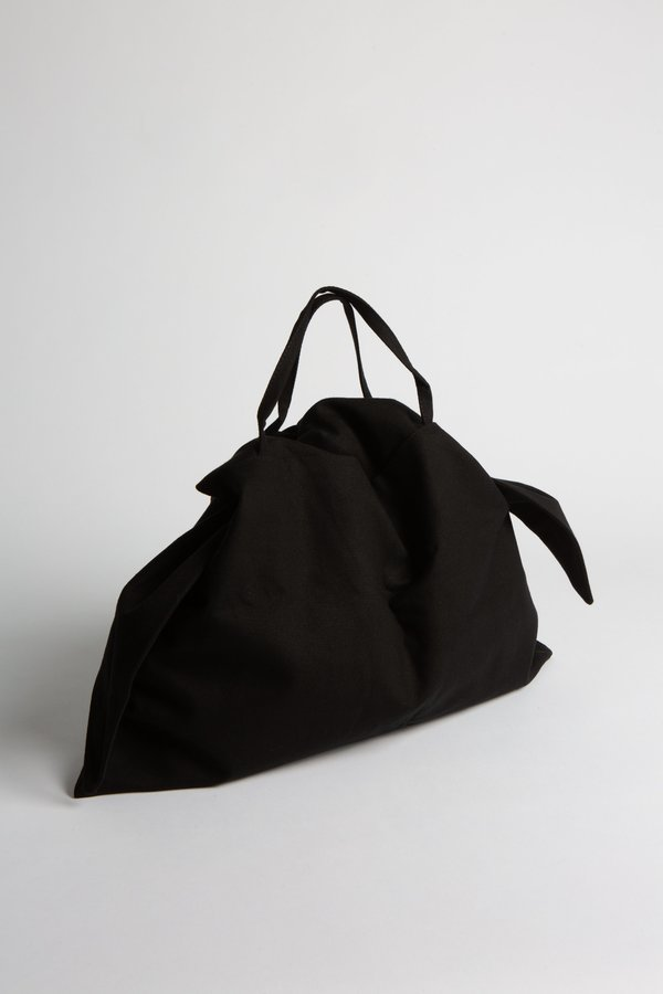 Muuñ George Bag - BLACK