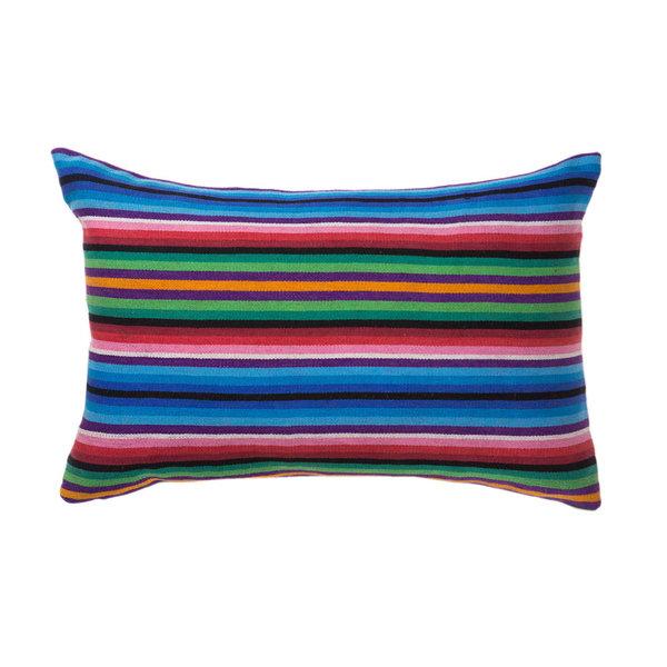Archive New York Vintage Serape Pillow