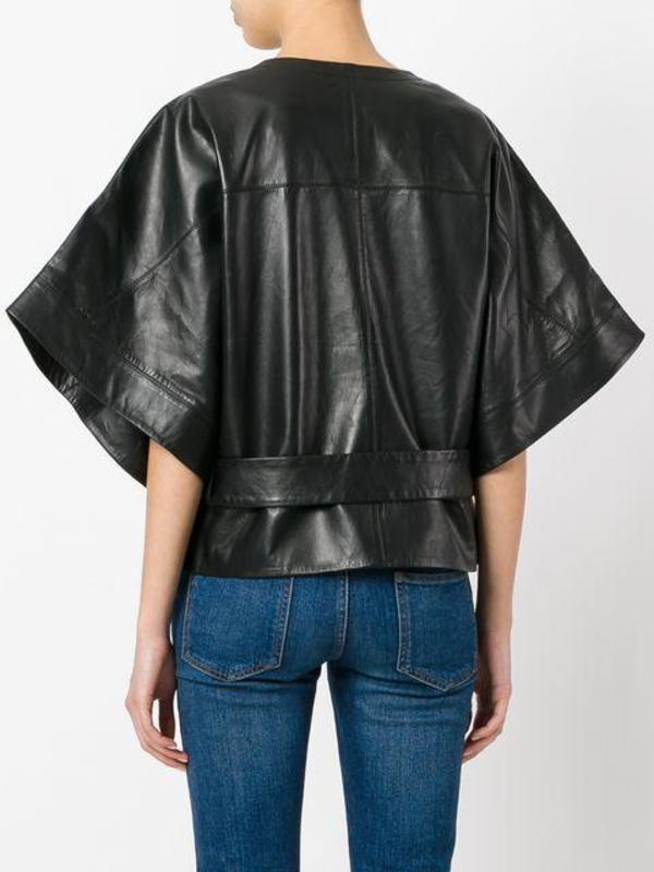 Vintage IRO Renessy Jacket - BLACK