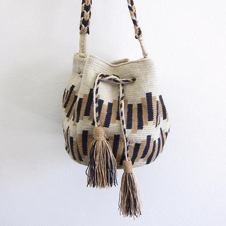 Guanábana Handmade Wayuu Mochila Bag