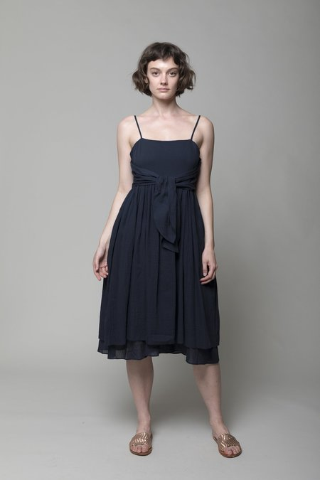 Loup Charmant Lily Sundress - Midnight