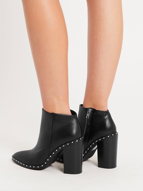 Sol Sana Ajax Boot - Black