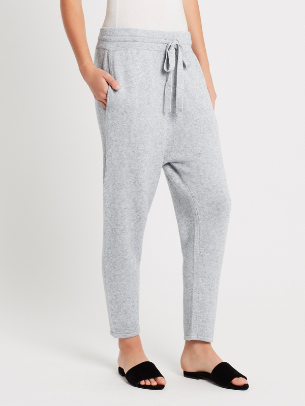 C & M Camilla And Marc Kaia Pant - Grey Speckle