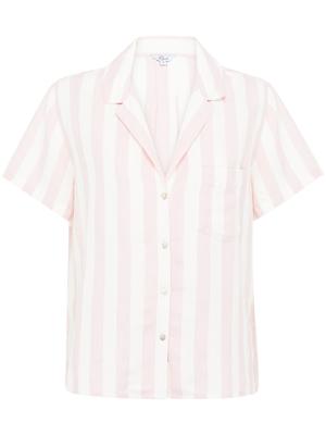 Rails Zuma Short Sleeved Shirt - Petal Stripe