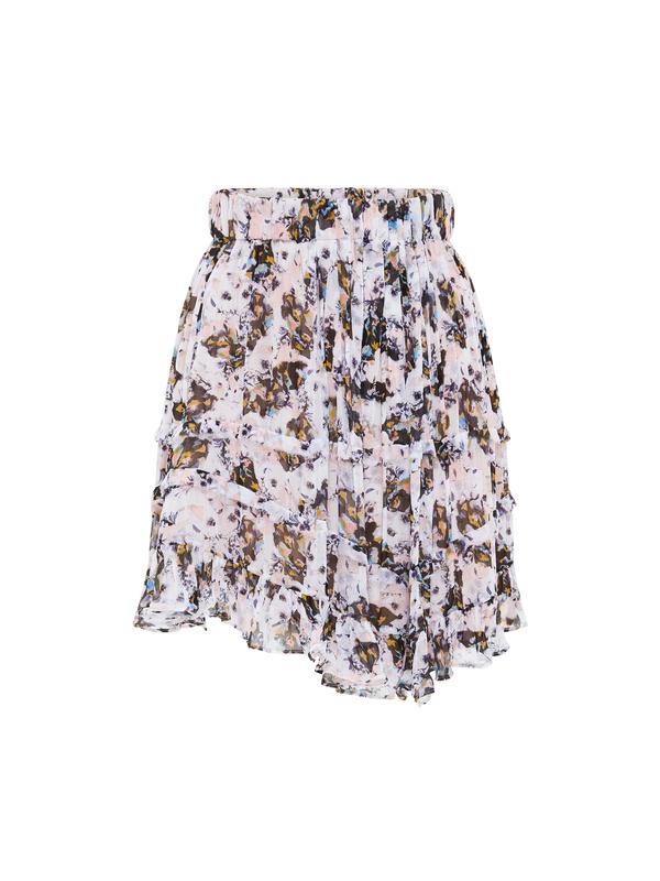 IRO Fresh Skirt - Light Pink Floral