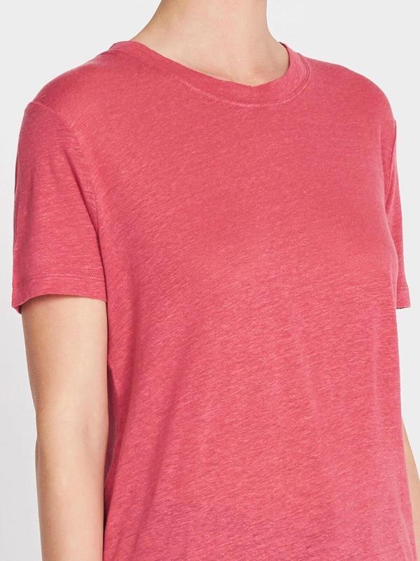 IRO Luciana T-shirt - Pink Blush