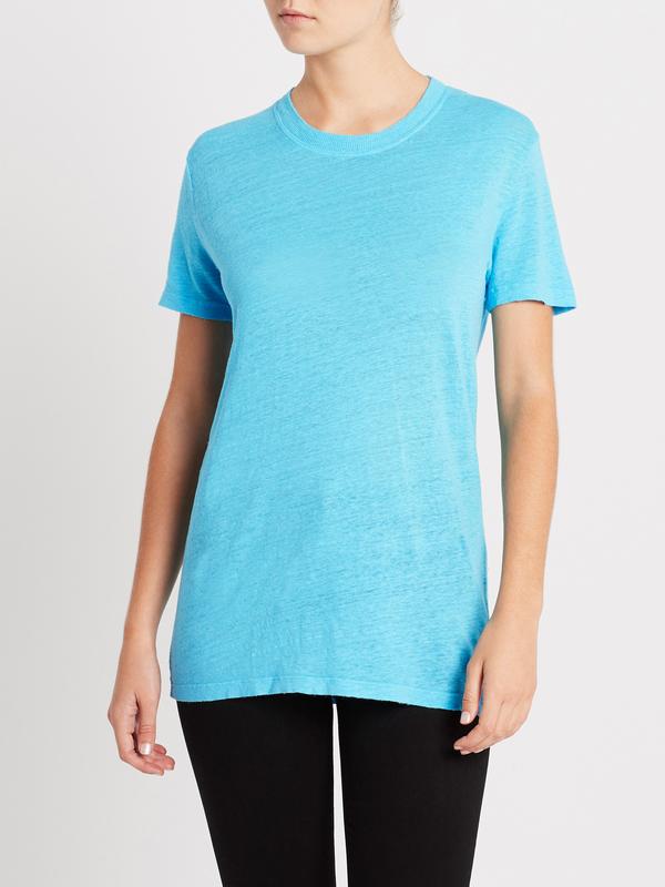 IRO Luciana T-shirt - Azur Blue