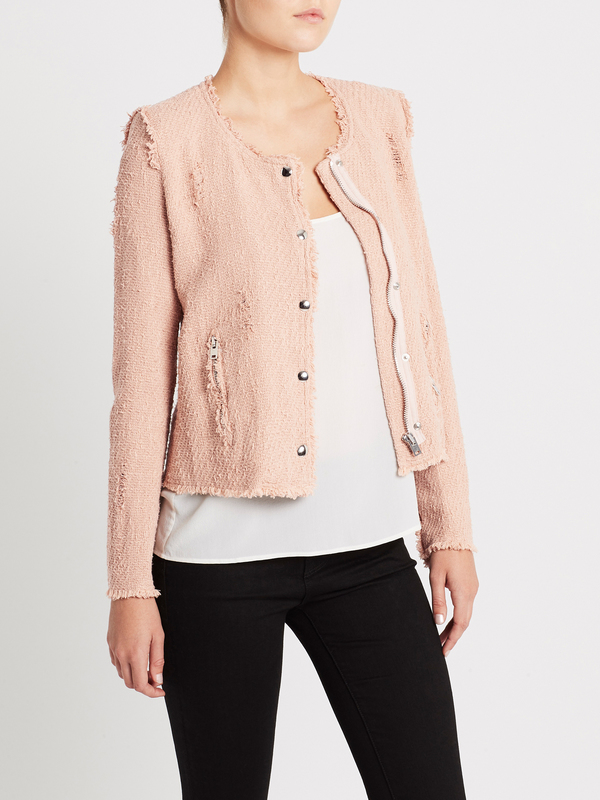 IRO Agnette Jacket - Powder