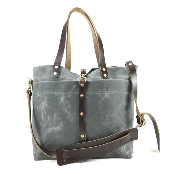 Catellier Made Wellington Tote