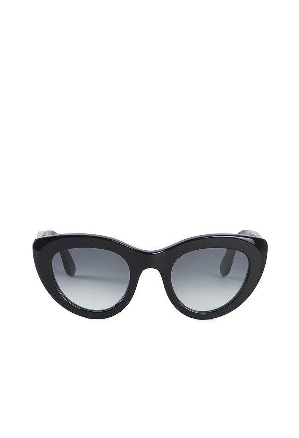 3f4020aa9 Ganni Mia Sunglasses - Black   Garmentory