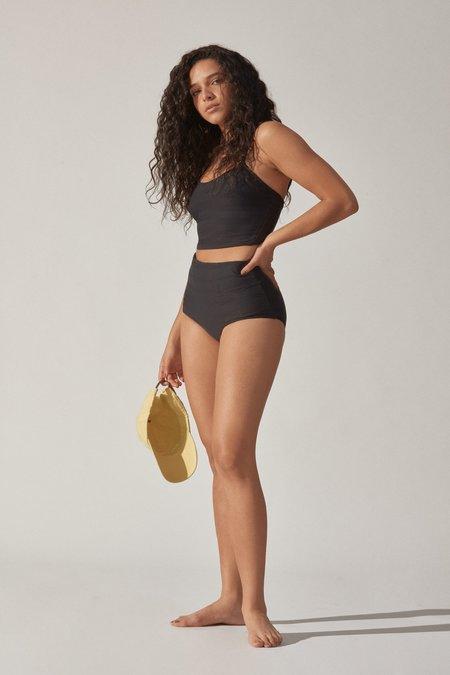 Pali Swim Rib Bikini - Black