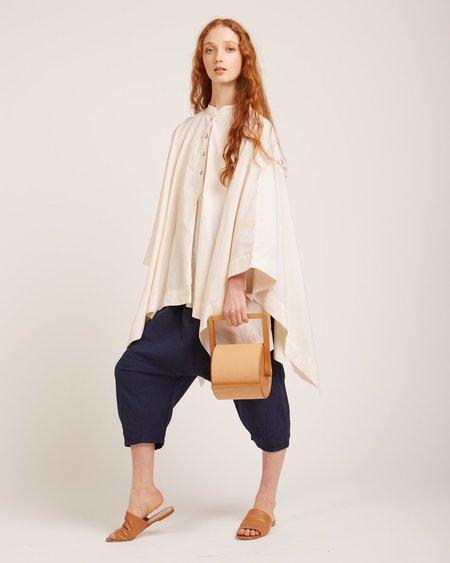 Atelier Delphine Cylinder Bag - Nude