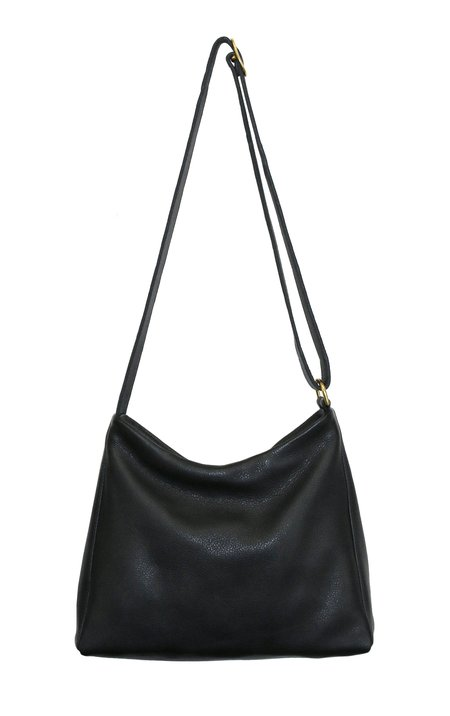 Georgia Jay Franca Bag - Black Pebble