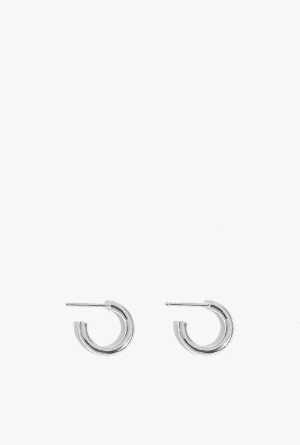 45ad51007 Wolf Circus Gia Baby Hoops Earrings P - STERLING SILVER | Garmentory
